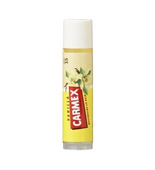 Carmex Premium Vanilla Stick Vanilės aromato lūpų balzamas, 4,25g   elvaistine.lt