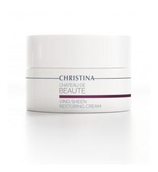 Christina Chateau de Beaute Vino Sheen Restoring Cream Atstatomasis kremas, 50ml | elvaistine.lt
