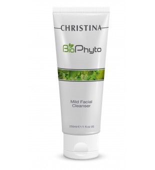 Christina BioPhyto Mild Facial Cleanser Gelinis veido prausiklis, 250ml | elvaistine.lt