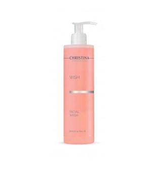 Christina Wish Facial Wash Valomasis muilas/gelis veidui, 300 ml | elvaistine.lt