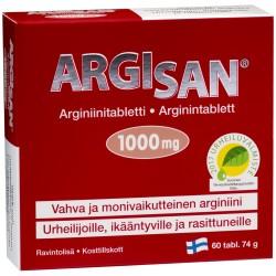 L-argininas Argisan N60 1000mg
