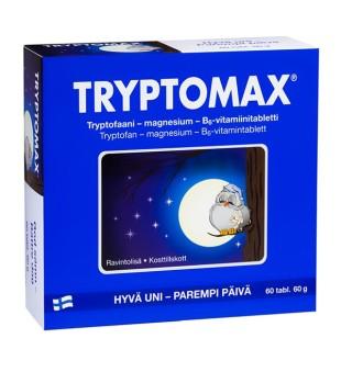 Hankintatukku Tryptomax tab N60   elvaistine.lt