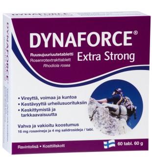 Hankintatukku Dynaforce Extra Strong, tab N60 | elvaistine.lt