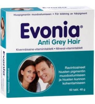 Hankintatukku Evonia Anti Grey Hair N60 | elvaistine.lt