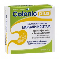 Colonic Plus Liver Cleanser tab N60