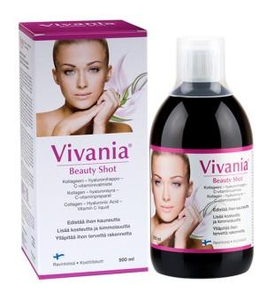 Hankintatukku Vivania Geriamas kolagenas Beauty Shot 500ml   elvaistine.lt