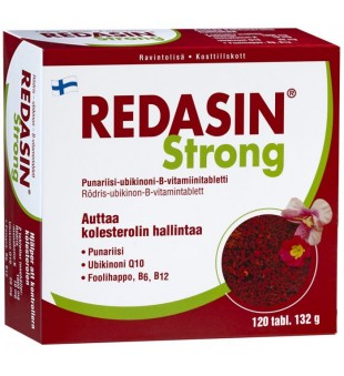 Redasin Strong tab N120