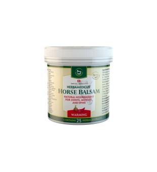 Herbamedicus Herbamedicus Arklių balzamas šildantis 125 ml   elvaistine.lt