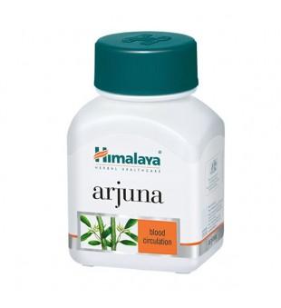 Himalaya Herbals Arjuna (60 kapsulių) | elvaistine.lt