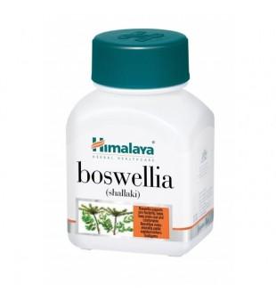 Himalaya Herbals Boswellia (shallaki) 60 kapsulių | elvaistine.lt