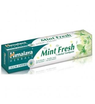 Himalaya Herbals Dantų pasta Mint Fresh, 75ml | elvaistine.lt