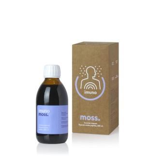 Innovative Pharma Baltics ImunoMoss skystis, 250 ml | elvaistine.lt