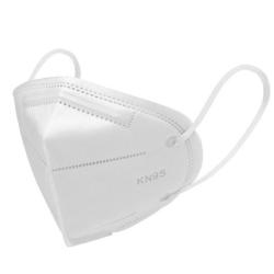 Apsauginė kaukė-respiratorius KN95 (FFP2 klasė), 1vnt.