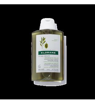 Klorane Šampūnas su alyvuogių ekstraktu, 200ml   elvaistine.lt