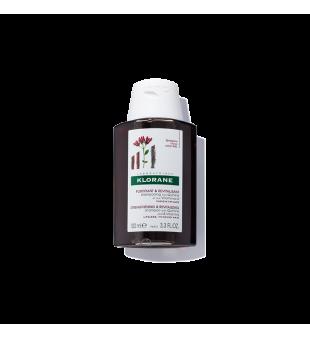Klorane Stiprinamasis šampūnas su chininu ir vitaminais, 100ml   elvaistine.lt
