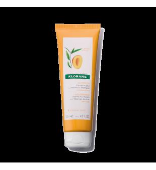 Klorane Nenuplaunamas plaukų kremas su mango sviestu, 125ml | elvaistine.lt