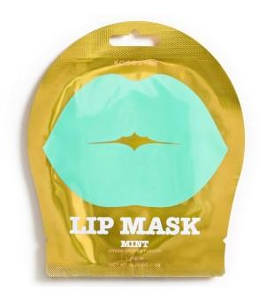 Kocostar Hidrogelio lūpų kaukė - Mint Grape, 1 vnt. | elvaistine.lt