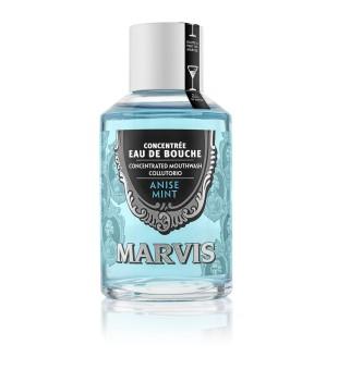 Marvis Anise Mint Mouthwash Anyžių ir mėtų skonio burnos skalavimo skystis, 120ml | elvaistine.lt