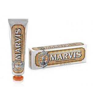 Marvis Orange Blossom Bloom Apelsinų žiedų ir mėtų skonio dantų pasta, 75ml   elvaistine.lt