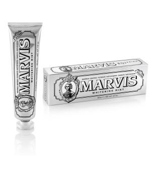 Marvis Whitening Mint Balinanti dantų pasta, 85 ml   elvaistine.lt
