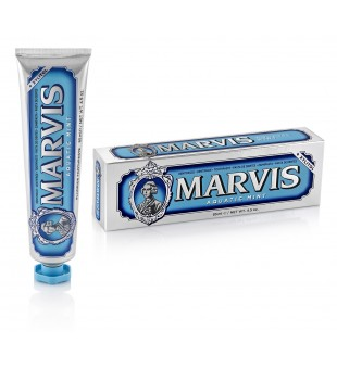 Marvis Aquatic Mint Jūros gaivos skonio dantų pasta, 85ml | elvaistine.lt
