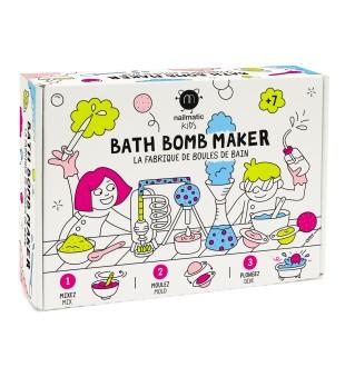 Nailmatic KIDS Bath Bomb Maker Rinkinys vonios burbulų gaminimui, 1vnt   elvaistine.lt