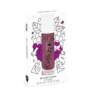 Nailmatic KIDS BLACKBERRY Rollette Lip Gloss Gervuogių skonio lūpų blizgesys, 6.5ml | elvaistine.lt