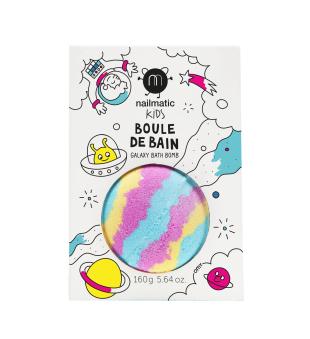 Nailmatic KIDS Galaxy Bath Bomb Vonios burbulas, 160g | elvaistine.lt