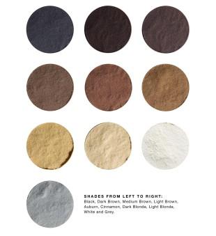 Nanogen Plaukų efektą sukurianti pudra-skaidulos - Dark Brown, 30g | elvaistine.lt