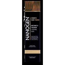 Keratin Hair Fibres Auburn Plaukų efektą sukurianti pudra-skaidulos, 30g