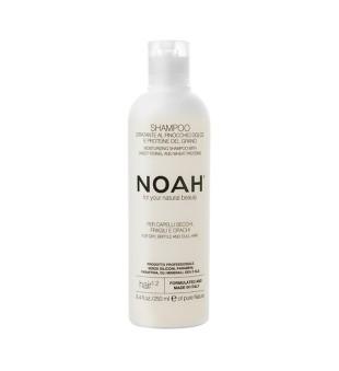 Noah 1.2. Šampūnas sausiems ir lūžinėjantiems plaukams, 250ml | elvaistine.lt