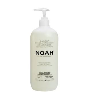 Noah 1.2. Šampūnas sausiems ir lūžinėjantiems plaukams, 1000ml | elvaistine.lt