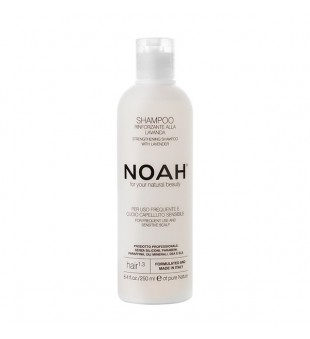 Noah 1.3. Šampūnas kasdieniam naudojimui, jautriai galvos odai 250ml | elvaistine.lt