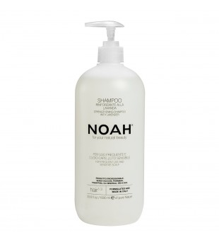 Noah 1.3. Šampūnas kasdieniam naudojimui, jautriai galvos odai, 1000ml   elvaistine.lt