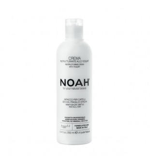 Noah 2.2. Atstatomoji kaukė sausiems ir pažeistiems plaukams, 250ml | elvaistine.lt