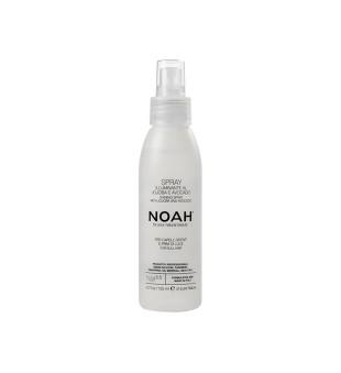 Noah 5.5. Blizgesio suteikiantis purškiklis plaukams, 125ml | elvaistine.lt