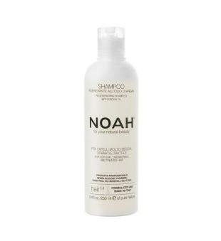 Noah 1.4. Šampūnas sausiems ir chemiškai pažeistiems plaukams, 250ml | elvaistine.lt