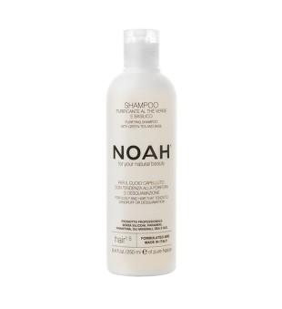 Noah 1.5. Šampūnas nuo pleiskanų, 250ml | elvaistine.lt