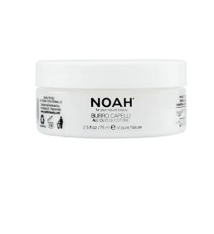 Noah 5.11. Plaukų sviestas, suteikiantis glotnumo ir apsaugantis nuo vėlimosi 75ml | elvaistine.lt