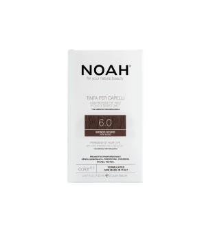 Noah Ilgalaikiai plaukų dažai - 6.0 Dark Blond, 140ml | elvaistine.lt