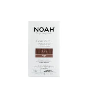 Noah Ilgalaikiai plaukų dažai - 7.0 Blond, 140ml | elvaistine.lt