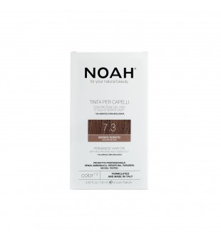 Noah Ilgalaikiai plaukų dažai - 7.3 Golden Blond, 140ml | elvaistine.lt