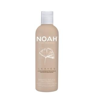 Noah LEAVES Stiprinantis šampūnas brandiems plaukams su ginkmedžio lapais, 200ml | elvaistine.lt
