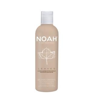Noah LEAVES Drėkinantis kondicionierius su gebenės lapais ir migdolų aliejumi, 200ml | elvaistine.lt