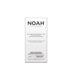 Noah 1.15 Serumas silpniems plaukams, 8x5ml | elvaistine.lt