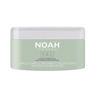 Noah YAL Atkuriamojo poveikio plaukų kaukė su hialuronu, 200ml | elvaistine.lt
