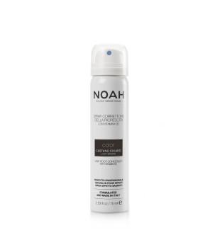 Noah Plaukų šaknų maskuoklis (šviesiai rudas), 75ml | elvaistine.lt