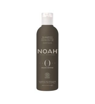Noah Origins Shampoo For Frequent Use Šampūnas kasdieniam naudojimui, visų tipų plaukams, 250ml | elvaistine.lt