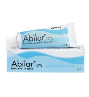 Repolar Pharmaceuticals ABILAR® 10% Sakų tepalas, 20g | elvaistine.lt