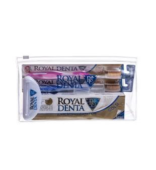Royal Denta Gold GO Dantų priežiūros rinkinys, 1 vnt.   elvaistine.lt